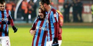 Trabzonspor'da genç yıldızlar siftah yapamadı