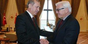 Almanya Erdoğan'ın ziyaretine büyük önem gösteriyor!