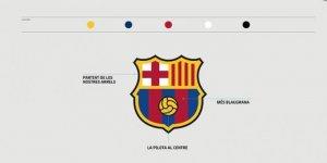 İspanyol ekibi Barcelona, armasını değiştirdi!