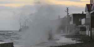 Meteoroloji uyardı! Tropik fırtına Ege'de...