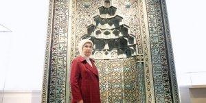 Emine Erdoğan, Bergama Müzesi'ni ziyaret etti!