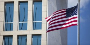ABD, Basra Konsolosluk binasında hizmetleri durdurdu!