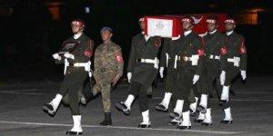 Şehit olan Piyade Uzman Çavuş Ömer Özdemir için Hakkari'de tören gerçekleştirildi!
