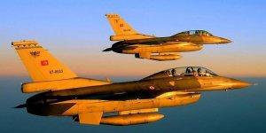 Son Dakika...TSK'dan Irak'ın kuzeyine hava harekatı