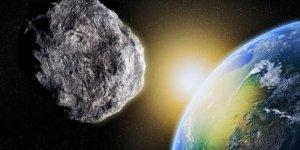 NASA duyurdu!Asteroid Dünya'ya yaklaşıyor! Uzunluğu 70 ila 160 metre