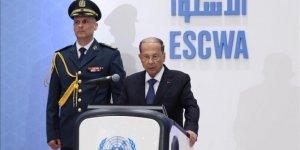 Lübnan Cumhurbaşkanı Mişel Avn'dan sert uyarı!