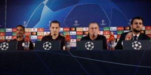 """Fatih Terim basın toplantısında: """"Takım oyununu iyi oynayan bir ekip"""""""