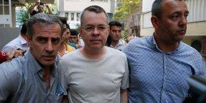 Brunson'ın avukatı 'ev hapsi'nin kaldırılması için AYM'ye başvurdu