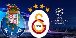 Galatasaray - Porto maçı bu akşam