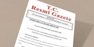 Büyükelçi atamalarına  ilişkin karar Resmi Gazete'de