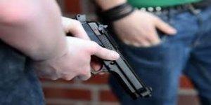 Samsun'un İlkadım ilçesinde silahlı saldırı:  2 yaralı