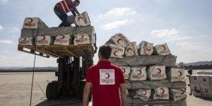 Türkiye'den Endonezya'ya yardım
