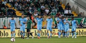 Akhisar'da Karadeniz fırtınası esti! Trabzonspor 3 puanı 3 golle aldı