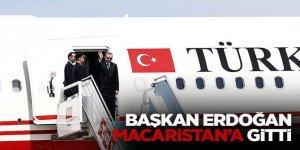 Erdoğan Macaristan'da...