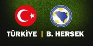 Türkiye Bosna Hersek maçı ne zaman saat kaçta hangi kanalda yayınlanacak? İşte ayrıntılar...