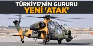 Türkiye'nin gururu yeni 'Atak'