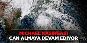 Michael Kasırgası can almaya devam ediyor