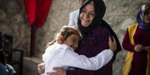 Selçuk: Kız çocuklarımıza destek oluyoruz
