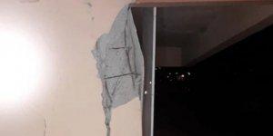 Bursa Nilüfer'de, 5 katlı bina boşaltıldı! Nedeni..