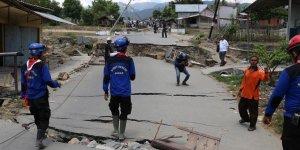 Endonezya'da arama ve kurtarma çalışmaları tamamlandı