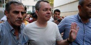 3 yıl 1 ay hapis cezası alıp serbest kalan Brunson,ABD'ye değil o ülkeye gitti!