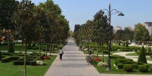 'TOKİ' Millet Bahçesinde çalışmalar başladı!