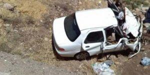 Hakkari'de kaza! 2 ölü, 5 yaralı