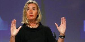 AB Yüksek Temsilcisi Mogherini'den 'Kaşıkçı' açıklaması