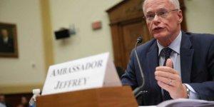 ABD'nin özel temsilcisi Jeffrey Türkiye'de çözüm arayacak