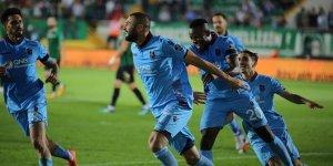 Trabzonspor üst üste galibiyet peşinde