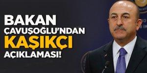 Son Dakika...Bakan Çavuşoğlu'ndan Kaşıkçı açıklaması!