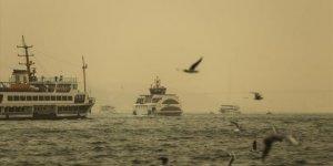 Meteoroloji'den Marmara Bölgesi için toz taşınımı uyarısı