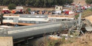 Fas'ta tren kazasında ölenlerin sayısı 7'ye yükseldi!  125 kişinin tedavileri sürüyor...