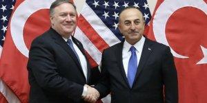 Bakan Çavuşoğlu, ABD'li mevkidaşıyla görüşecek!