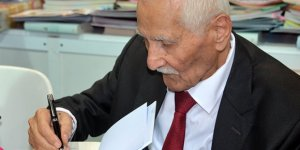 Şair Bahaettin Karakoç hayata veda etti