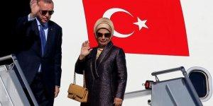 Erdoğan Moldova'ya gitti