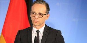 Alman Dışişleri Bakanı Maas ziyaretini askıya aldı
