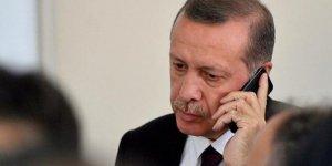 Başkan Erdoğan'dan taziye telefonları...
