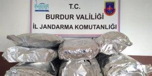 Flaş Haber...Burdur'da uyuşturucu operasyonu!