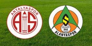 Süper Lig'in 9. haftasında Akdeniz'de derbi heyecanı...