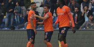 Medipol Başakşehir Kayserispor'u tek golle geçti