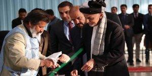 Afganistan'da halk sandık başında!