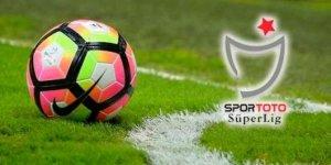 İşte Süper Lig'de 9. hafta maç sonuçları ve puan durumu.....