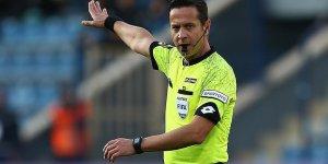 UEFA'dan FIFA kokartlı hakem Halis Özkahya'ya görev