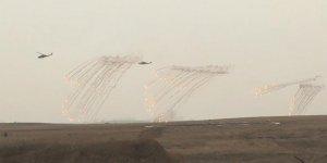 TSK'dan muhteşem 'Ateş Serbest- 2018' faaliyeti