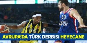 Avrupa'da Türk derbisi heyecanı!