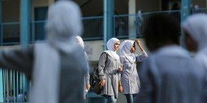 İsrail Kudüs okullarındaki Filistin müfredatını tahrif ediyor