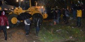Hakkari'nin Yüksekova ilçesinde  2 köy sel suları altında kaldı!