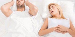 Uyku apnesiyle başa çıkmanın 5 doğal çözümü