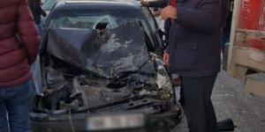 Ankara Kahramankazan'da zincirleme kaza: 6 yaralı!